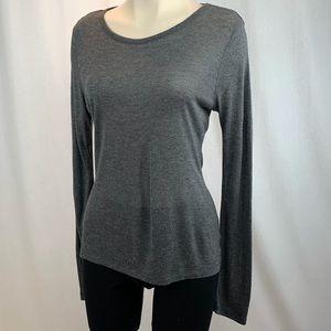 La Fee Maraboutee Long Sleeve Grey Shirt 3